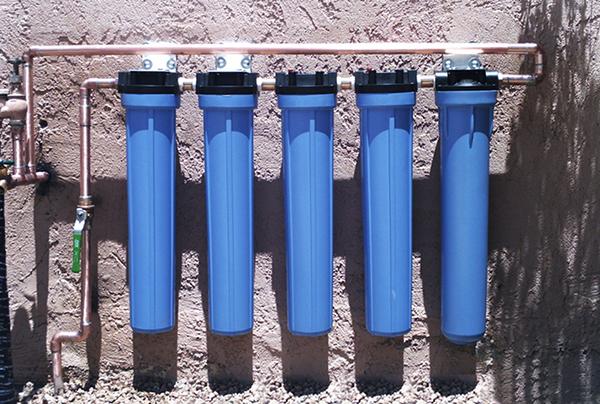 Tucson AZ Water Filtration | ASG Plumbing of Tucson